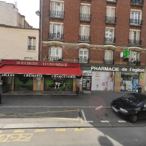 Pharmacie Mathiau-Lam - Pharmacie - Paris