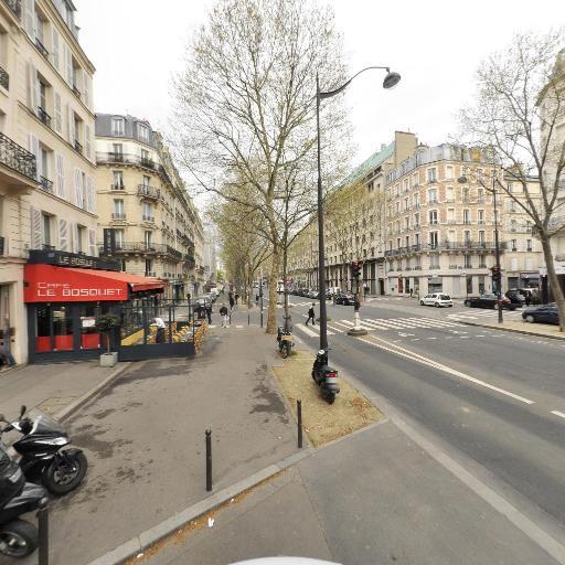 Le Bosquet - Hôtel - Paris