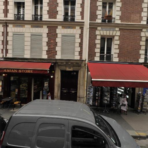 Gary le Barbier - Barbier - Paris