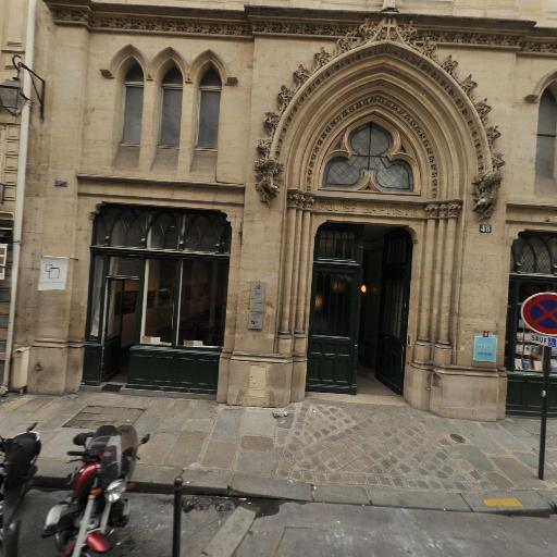 Librairie Chrétienne 7 Ici - Librairie - Paris
