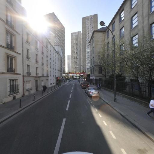 Monet Tolbiac Auto-ecole - Auto-école - Paris