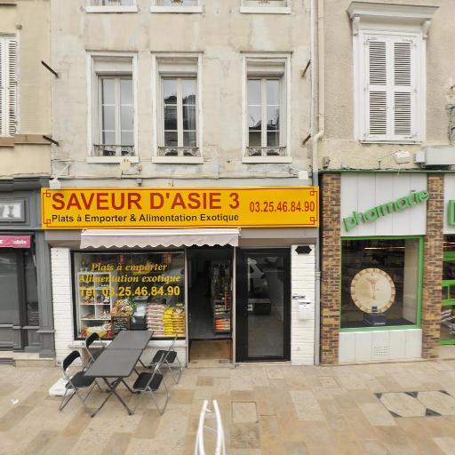 Dam Marie - Alimentation générale - Troyes