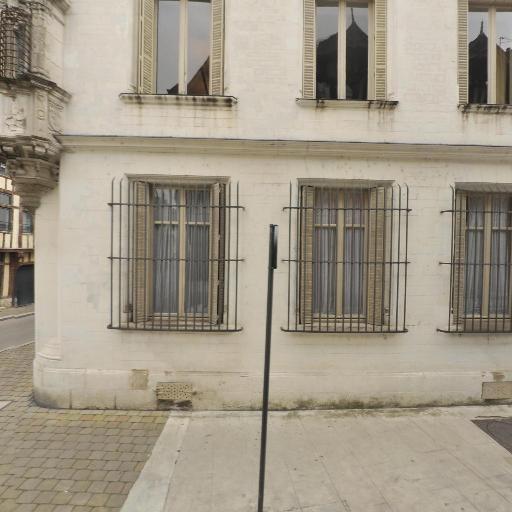 Hôtel de Marisy - Attraction touristique - Troyes