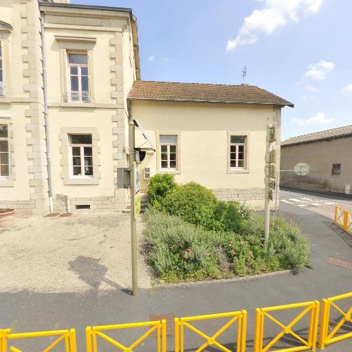 Ecole Primaire Marie Curie - École primaire publique - Mâcon