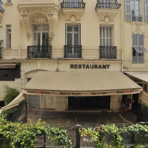Le Bistrot Dalpozzo - Restaurant - Nice