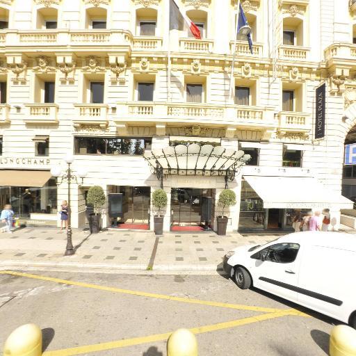 La Terrasse du Plaza - Restaurant - Nice