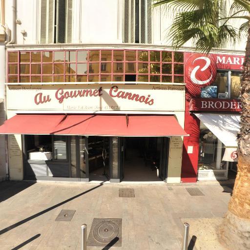 Au Gourmet Cannois - Boulangerie pâtisserie - Cannes