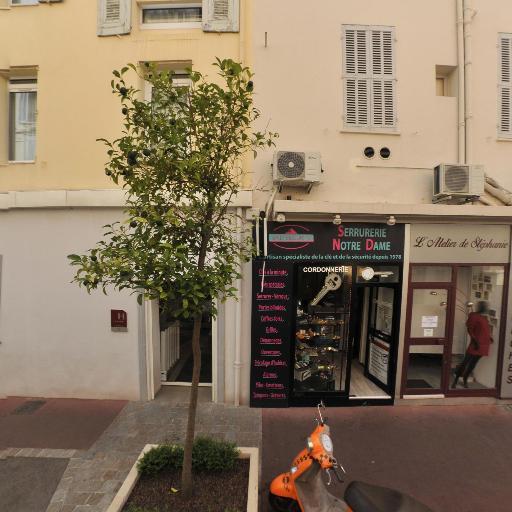 Serrurerie Notre Dame - Cordonnier - Cannes