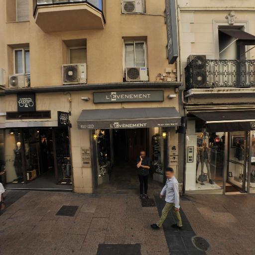 L'événement - Vêtements homme - Cannes