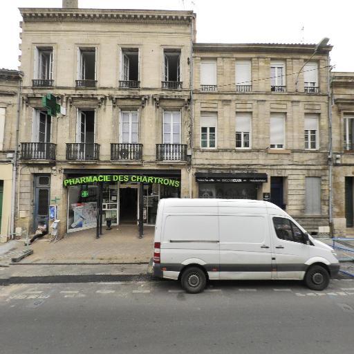 Pharmacie Des Chartrons - Pharmacie - Bordeaux