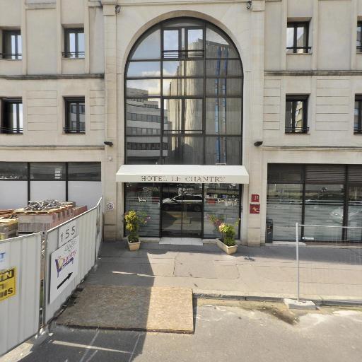 Citotel le Chantry - Restaurant - Bordeaux