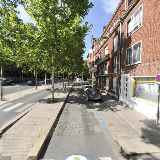 Parking Amiens Perret - EFFIA - Parking public - Amiens