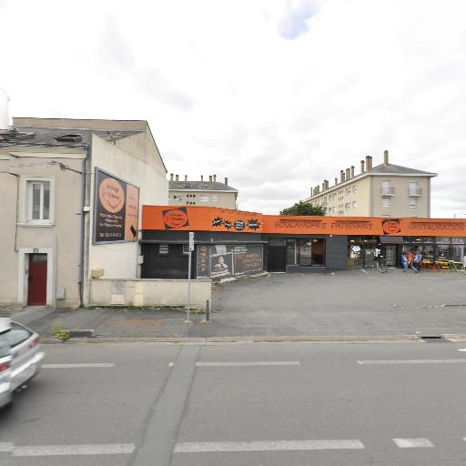 La Grange D'antonin - Boulangerie pâtisserie - Angers
