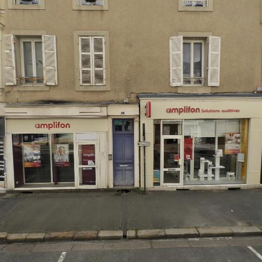 Amplifon - Audioprothésiste - Angers