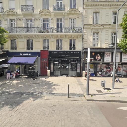 Jonathan Cochain - Pâtisserie - Angers