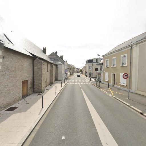 Léproserie Saint-Lazare d'Angers - Attraction touristique - Angers