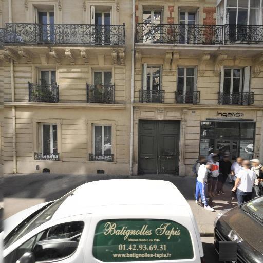 Saemes Parking Gay Lussac - Parking public - Paris