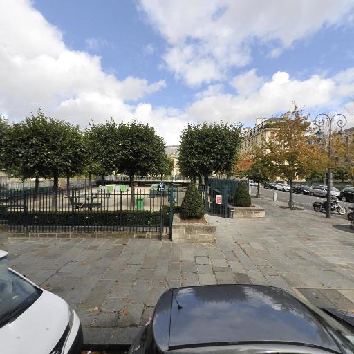 Square Albert Schweitzer - Parc, jardin à visiter - Paris