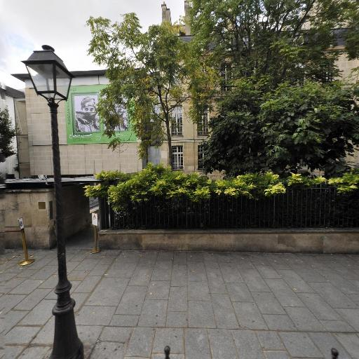 Jardin De La Maison Européenne De La Photographie - Parc et zone de jeu - Paris