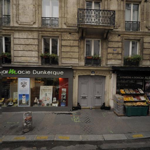 Pharmacie De Dunkerque - Pharmacie - Paris