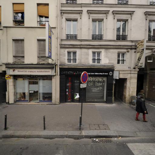 Chez les Yeye - Dépôt-vente de vêtements - Paris