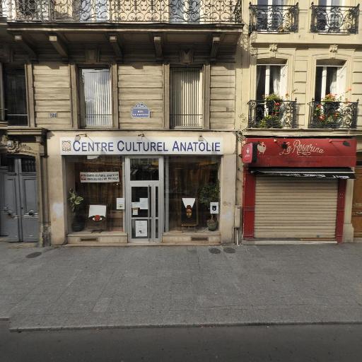 Association Centre Culturel Anatolie CCA - Association culturelle - Paris