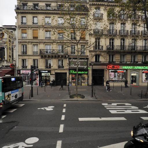 Delipharm - Fabrication de parfums et cosmétiques - Paris