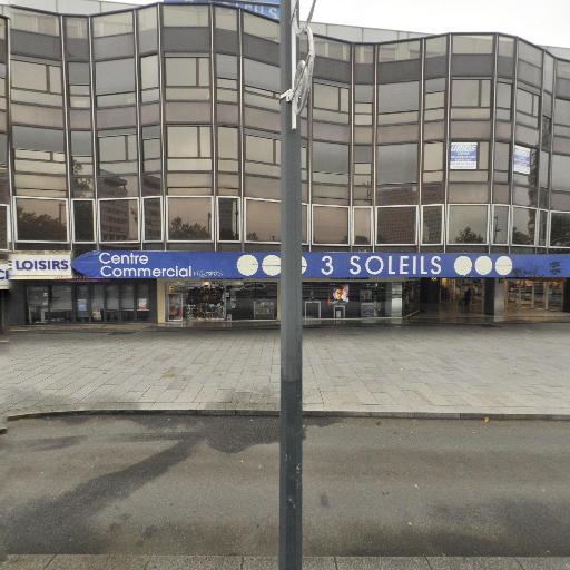 Centre Commercial Trois Soleils - Centre commercial - Rennes