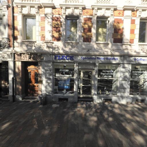 Fleck Sécurité - Vente d'alarmes et systèmes de surveillance - Mulhouse