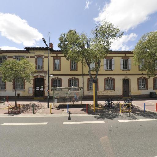 Ecole maternelle publique Claude Nougaro - École maternelle publique - Toulouse