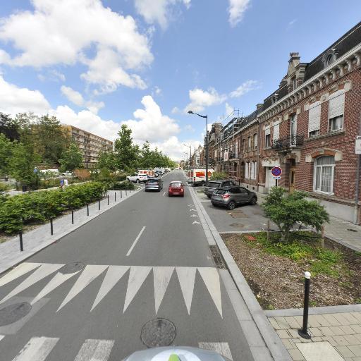 Square Watteau - Attraction touristique - Valenciennes