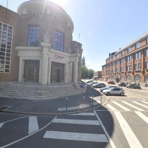 Université Numérique Francophone des Sciences de la Santé et du Sport UNF3S - Enseignement supérieur public - Lille