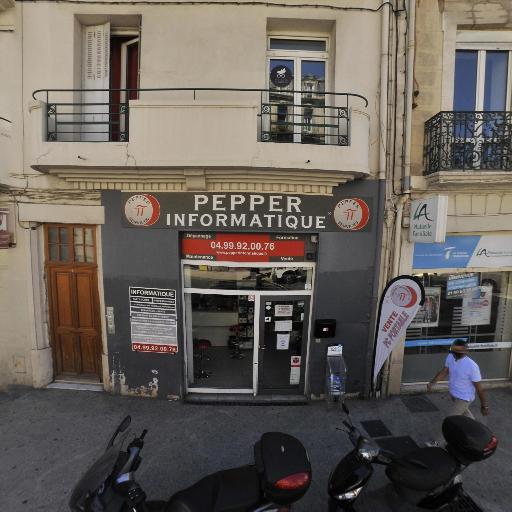 Pepper Informatique - Dépannage informatique - Montpellier