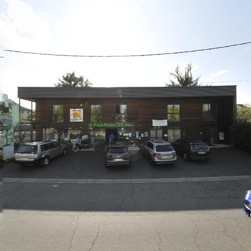 Pharmacie Chapou - Pharmacie - Brive-la-Gaillarde