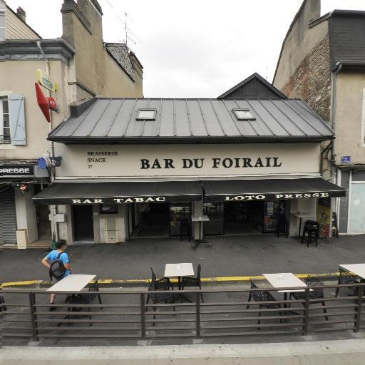 Bar du Foirail - Café bar - Pau